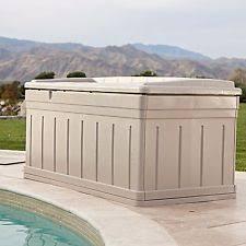 Garden Storage Bench Outdoor Storage Bench Ebay