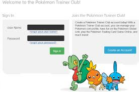opening a trainer club account
