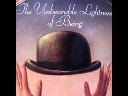 the incredible lightness of being the unbearable lightness of being milan kundera audiobook youtube
