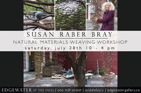 raber pattern works susan raber bray natural materials weaving workshop edgewater gallery