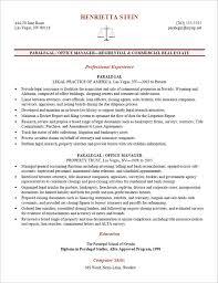 paralegal resume sample free legal assistant resume jobsxs com