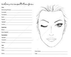 makeup artist sketchbook artist etsy