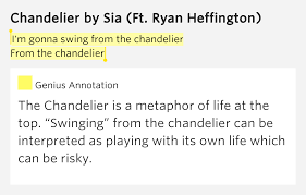 Im Gonna Swing From The Chandelier Sia Chandelier Text 28 Images Sia Chandelier Mp3 Lyrics Text