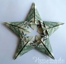 money gift origami ornament