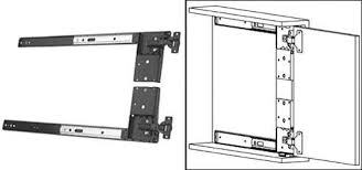 cabinet pocket door slides the hardware chronicles entertainment centers