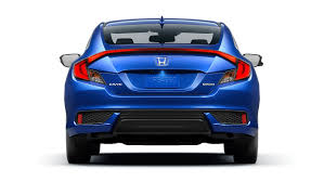 shop for a honda civic coupe official site