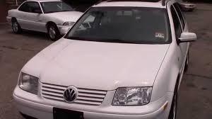 white volkswagen jetta 2001 vw jetta gls wagon white for sale youtube