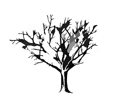 req tree spooky graphicsfairy c clip art at clker com vector