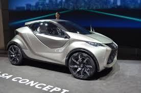 big lexus car lexus lf sa concept little car big style autoguide com news