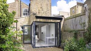 side return extension and rear kitchen extension in battersea sw8