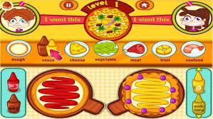 les jeux de cuisine pizza cuisine pizza jeux de cuisine on the app store