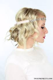hair styles for late 20 s 2 gorgeous gatsby hairstyles for halloween or a wedding twist