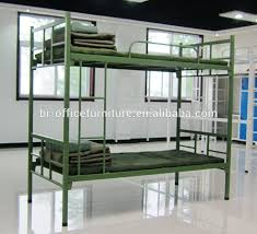 Steel Tube Bunk Bed Steel Tube Bunk Bed Suppliers And - Heavy duty metal bunk beds