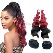 Two Tone Ombre Hair Extensions by Ombre Hair Ombre Human Hair Weaves Ombre Hair Extensions