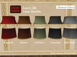 second life marketplace luxury silk drum and pagoda lamp shades