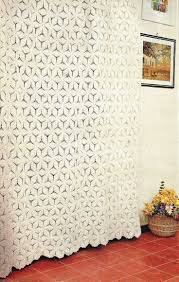 Curtain Patterns 25 Best Cortinas Images On Pinterest Crochet Curtains Curtains