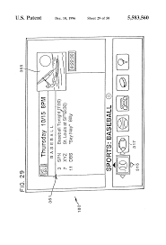 Updown Court Floor Plans by Patent Us5583560 Method And Apparatus For Audio Visual Interface