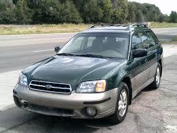 subaru outback custom bumper 2000 subaru outback 1950 mr auto