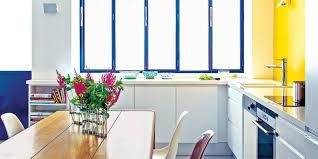 couleur cuisine blanche quelles couleurs associer dans une cuisine blanche