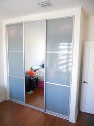 Cool Sliding Closet Doors Hardware On Home Designs by Modern Wood Sliding Closet Doors Imortalco Image Of Bifold Ideas
