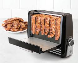 best kitchen gadget ever the bacon toaster technabob