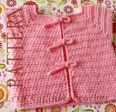 baby boy sweater vest crochet pattern sweater