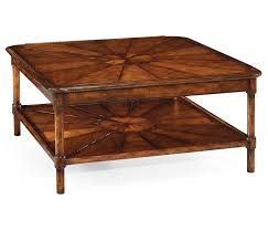 2017 latest square large coffee tables