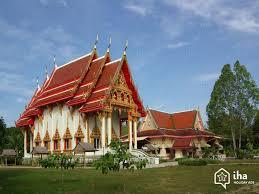 location province de krabi dans un bungalow pour vos vacances