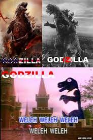 Indonesian Meme - indonesian godzilla meme by axu porri memedroid