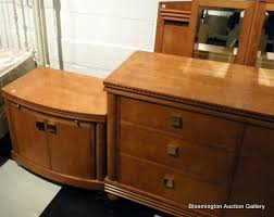 Hickory White Bedroom Furniture   5pc hickory white genesis collection bedroom suite lot 18147