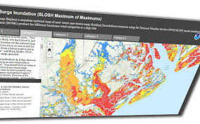 Beaufort Sc Map New Interactive Storm Surge Map Helps Residents See Potential