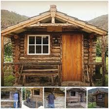 diy step by step log cabin building plans
