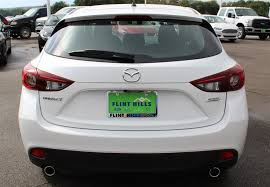 new 2016 mazda mazda3 i sport hatchback in manhattan m16070
