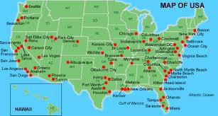 seattle map usa seattle map of usa my