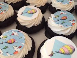 dr seuss cupcakes dr seuss oh the places you ll go cupcakes the cupcake delivers