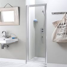 Shower Door 700mm Simpsons Supreme 700mm Pivot Shower Door 7135 7135