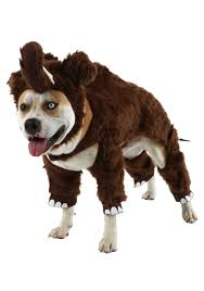 english bulldog halloween costumes woolly mammoth pet costume funny costumes for dogs