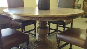 stunning 60 inch round dining table seats how many 53 in modern
