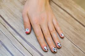 how to do cow nail art 9 steps with pictures wikihow
