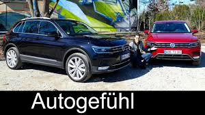 volkswagen suv touareg volkswagen tiguan onroad offroad full review test driven all new