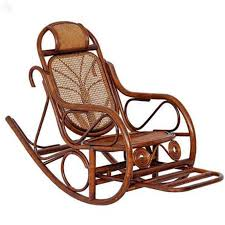 Cane Rocking Chair Recliner Chairs And Beds For Residential And Offical Use