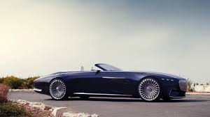 vision mercedes maybach six cabriolet trailer video dailymotion
