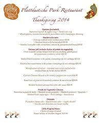 thanksgiving thanksgiving dinner menu desserts