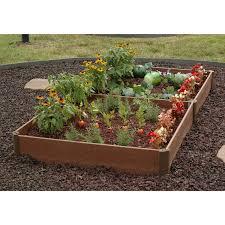 amazon com greenland gardener raised bed garden kit 42