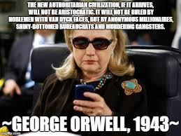Hillary Clinton Cell Phone Meme - hillary clinton cellphone meme imgflip