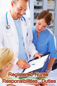 Er Nurse Responsibilities Best 25 Registered Nurse Job Description Ideas On Pinterest
