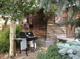 downtown crested butte miners cabin tiny house crested butte