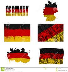Germman Flag German Flag Collage Stock Illustration Image Of Graphic 27764661