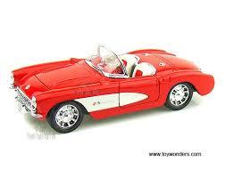 1957 chevrolet corvette convertible 1957 chevrolet corvette convertible by welly 1 24 scale diecast