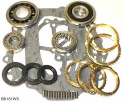 toyota g40 or g52 5 speed transmission rebuild kit bk161ws ebay